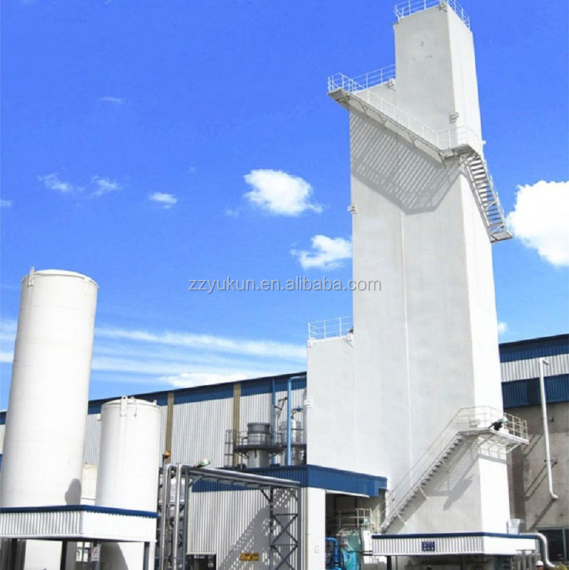 Liquid Nitrogen Air Separation System/Liquid Argon Generator