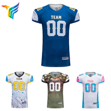 Hot sell customized american football wear football sports jerseys