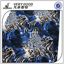 best quality printing jersey FDY fabric suppliers china