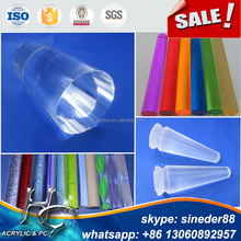 china factory high quality clear acrylic cast rod
