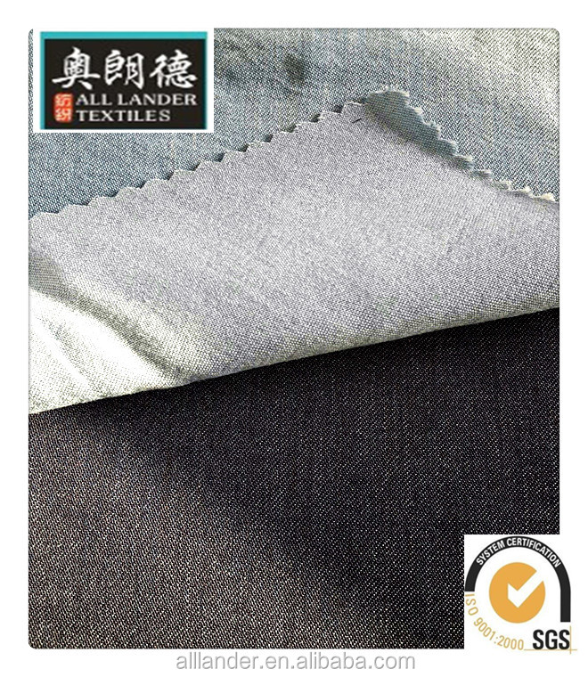 viscose denim fabric comfortable , durability , not to distort