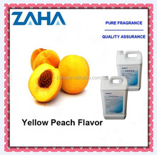 Water soluble & oil soluble peach flavor, Peach Flavour for Concentrate flavors