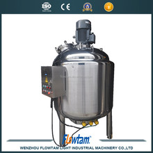 Stainless steel liquid hotel soap mixing making machine with professional manufacture