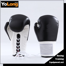 New OEM Wholesale Design Special Training PU Leather Boxing Gloves Muay Thai Fighting Gloves