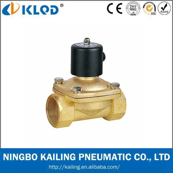 2W Series Large Port Size Water Bleed Valve