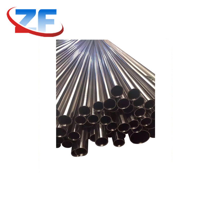 stainless steel welded pipe tube 666 china manufacturer