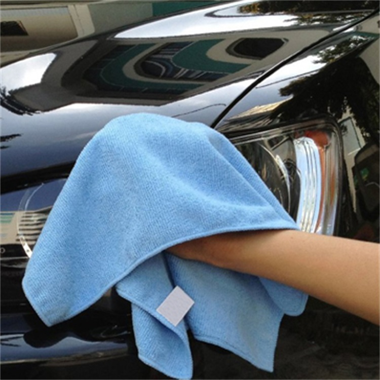 Microfiber Clean Wash Cloths For Cars