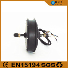 better torque, 82% efficiency and 30H magnet 1kw hub motor