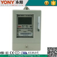 Smt Technology Good Appearance Electric Prepaid Energy Meter