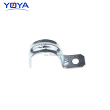 EMT Two Holes Galvanized Steel Pipe Strap