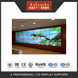 China Guangdong Shenzhen 55 inch indoor did super narrow bezel lcd video wall