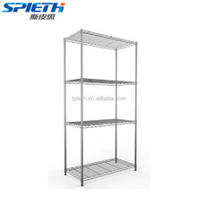 grid wire modular shelving and storage cubes wire shelving rack chrome wire shelving