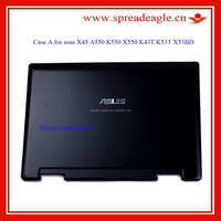 laptop shell/housing/cover for asusX45 A550 K550 X550 K43T K53T X53BD