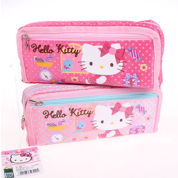 Wholesale Cheap Pencil Bags/Student Pencil Case/Promotional Gift Stationery Bag