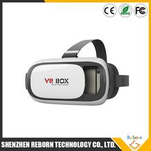 2016 new arrival High quality brand 3d glasses / vr box / virtual reality glasses for phone