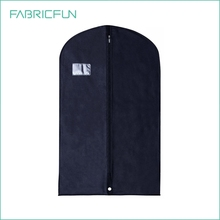 Breathable non woven 40 inch garment bag, suit bag, suit cover
