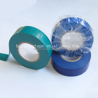 Waterproof and fireproof black PVC electric insulating tape