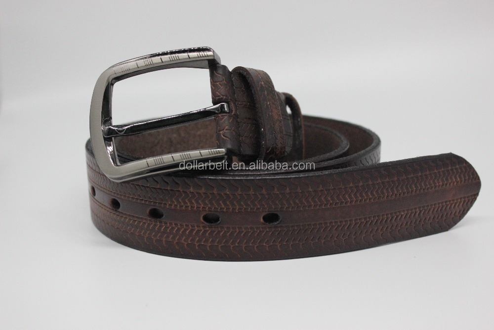 Cow-Hide Leather Belt