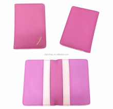 simple ultra thin candy color cute fashionable card wallet
