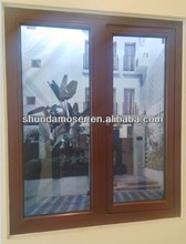 Moser solid wood turn and tilt opening window
