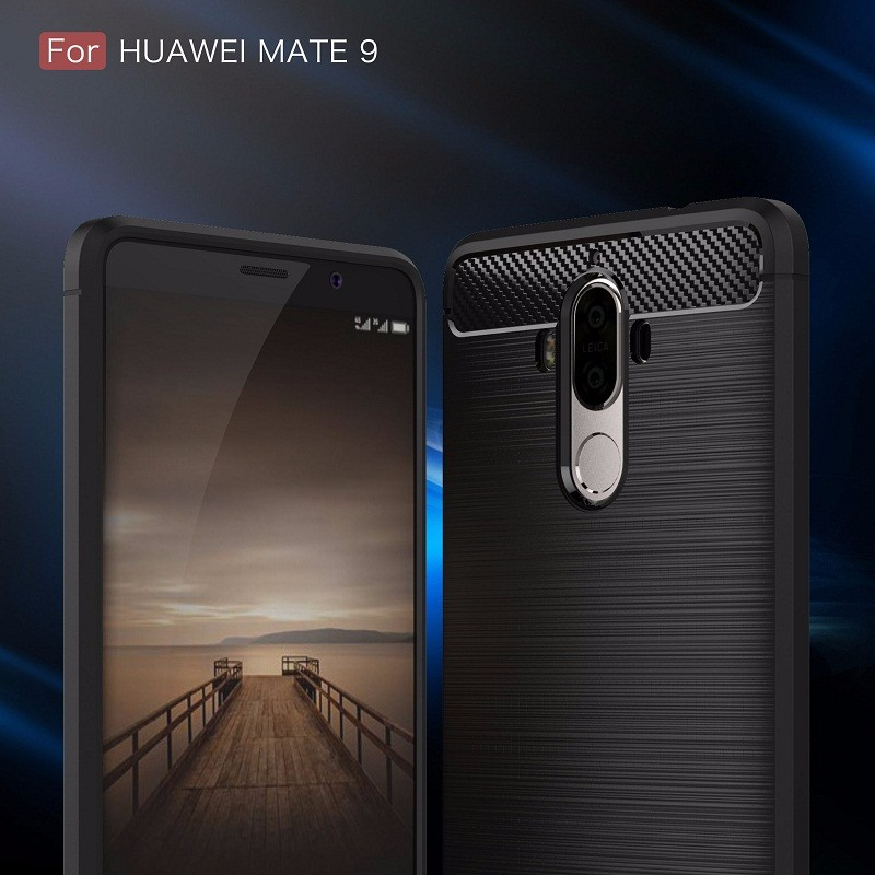 High quality colorful gel tpu case cover mobile phone shell for huawei mate 9