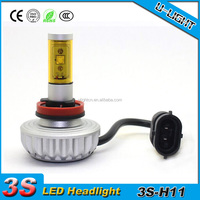 Wholesale cheap 3s car motorcycle led headlight all in one fanless headlight bulbs