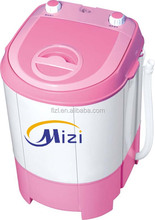 2.8kg Mini washing machine / Mini Washer/baby washing machine with dryer