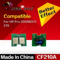 Reset toner cartridge chip for hp Pro200 M251n M276nw CF210A CF211A CF212A CF213A