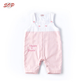 Sleeveless newborn baby rompers jumpsuit cotton knitted adults baby plain romper