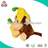 Best Made Cute Baby Plush Sexy Monkey With Banana