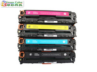 Color Toner Cartridge CB540 CB541 CB542 CB543 compatible for HP Color LaserJet CM1300/CP1210/1215/CP1510/1515N