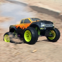 RC Truck Nitro off road monster Truck