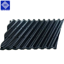 PVC cooling tower infill PVC filler/plastic PVC sheet film