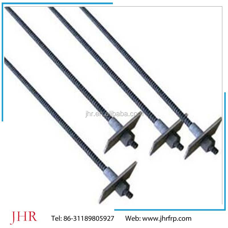 High Strength Steel Mining Rock Anchor Bolts