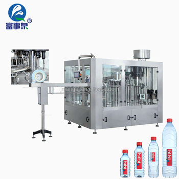 20 years manufacture new auto fresh mineral water valve filling plant