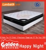 Factory Supplier box spring bed mattress With Good Quality