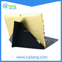 Bluetooth Wireless Keyboard With Leather Case Stand Cover For ipad