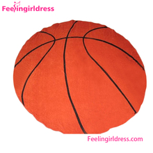 Dainty Basketball Pattern Beach Towel Modern Wall Tapestries