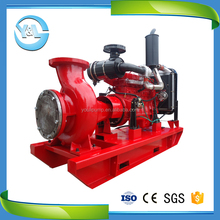 High pressure high capacity engine 100 hp water pump