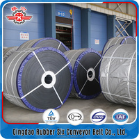 Alibaba China Supplier coal steel cable conveyor belt systems