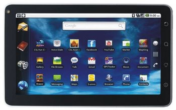 mi700 droidpad- Csl Android 3D Smartphone