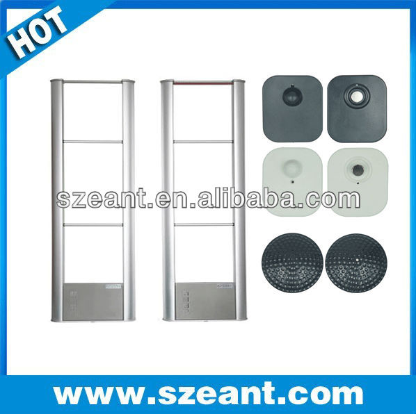 EAS people counting system 8.2Mhz Security Gate EC-501 Anti-shoplifting for supermarket/clothing shop