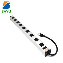 US Type Socket Electrical Power Distribution Unit PDU Power Outlet