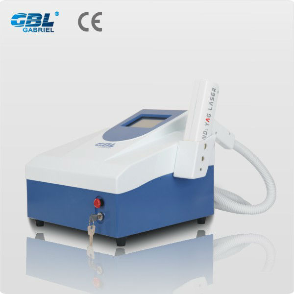 Low price with colorful tattoo removal machine