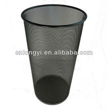 Hot Wholesale Storage Products Metal Mesh Umbrella Basket/Umbrella Placed Basket/Storage Baskets