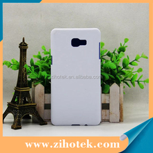 3D blank sublimation mobile phone cover case for Samsung C9 Pro