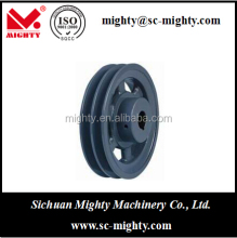 cast iron 2BKH/SPA V-belt pulley/wheel for motor