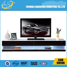 LED lighting Tv stand unit foshan liansheng-#TV008-M3-3