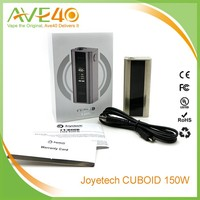 In stock joyetech cuboid 150w tc box mod best smoking device Joyetech cuboid