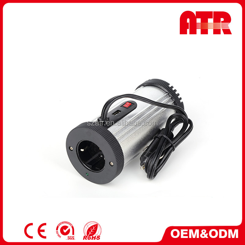 Wholesale factory made 150W car used power inverter